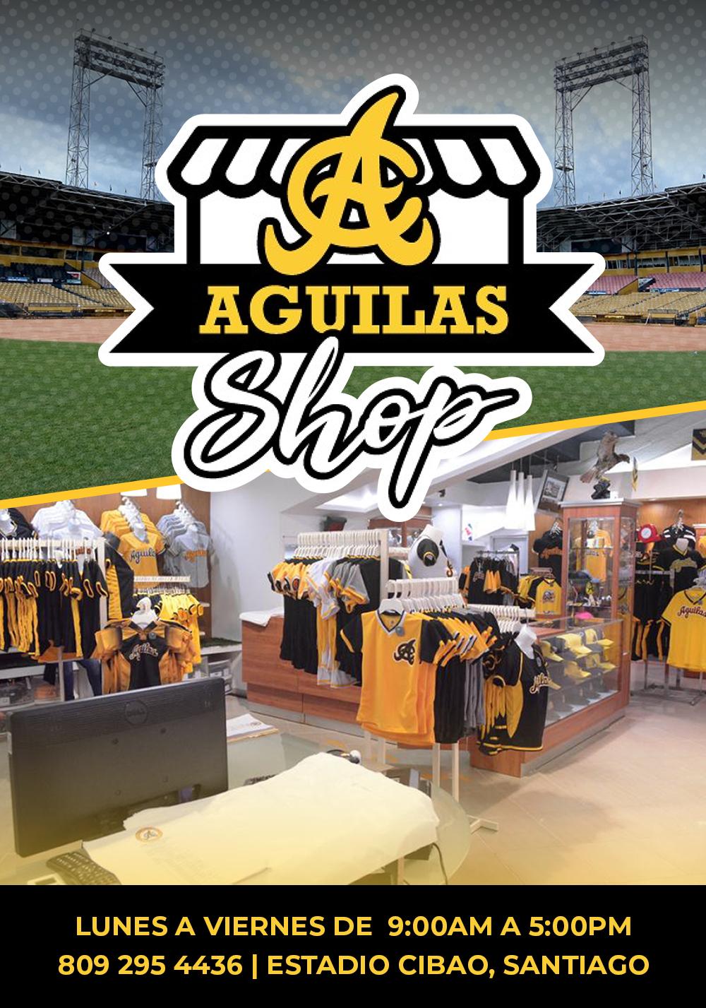Aguilas Shop